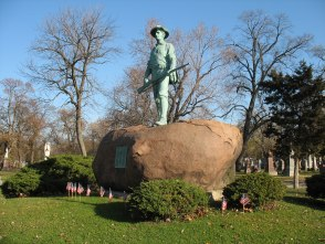 The Spanish-American War Veterans Memorial